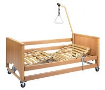 Electrical Hospital Bed Classic 4""