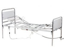 Electric Double-Manual Hospital Bed