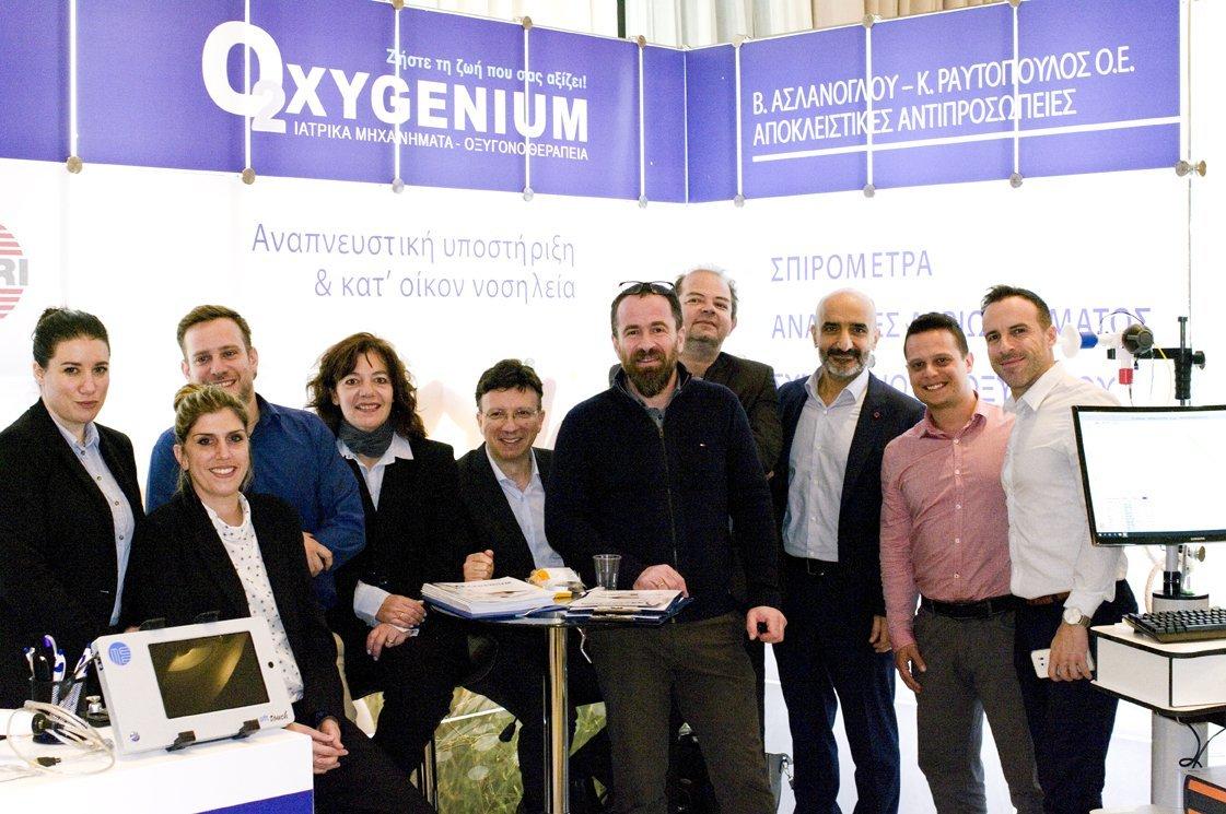 Ολοκληρώθηκε το 26ο Πανελλήνιο Πνευμονολογικό Συνέδριο