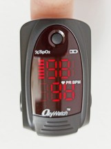 Finger pulse oximeter OxyWatch MD300-C61