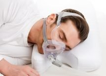 CPAP and BPAP Pillow
